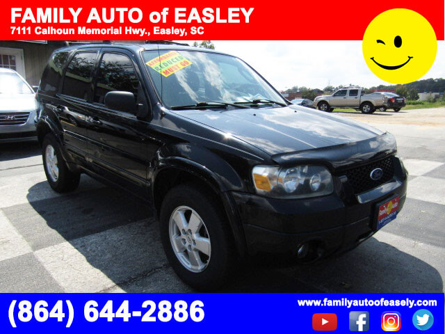Buy Here Pay Here Easley Sc >> Used Suvs Near Me Used Fords Family Auto Of Easley 2006 Ford Escape