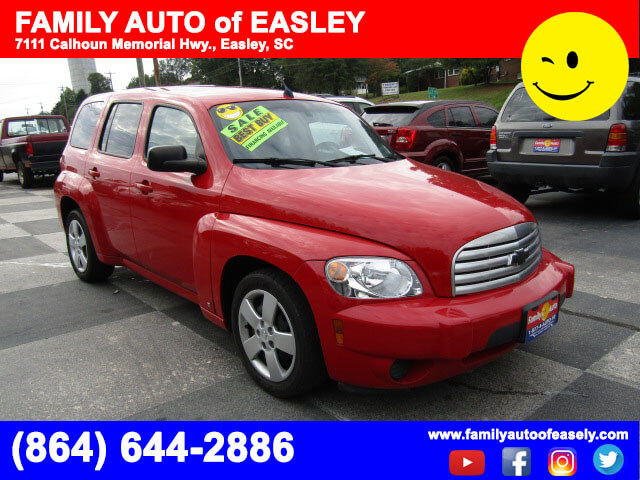 Buy Here Pay Here Easley Sc >> Used Chevys Near Me Family Auto Of Easley 2009 Chevrolet Hhr Ls
