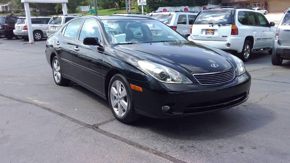 Lexus ES 2005 Black