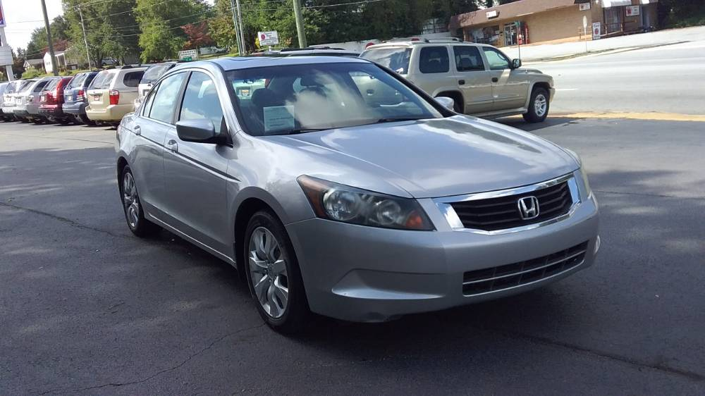 Honda Accord 2010 Silver