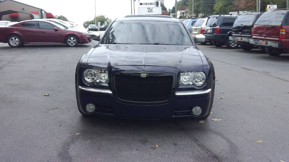 Chrysler 300C 2005 Blue
