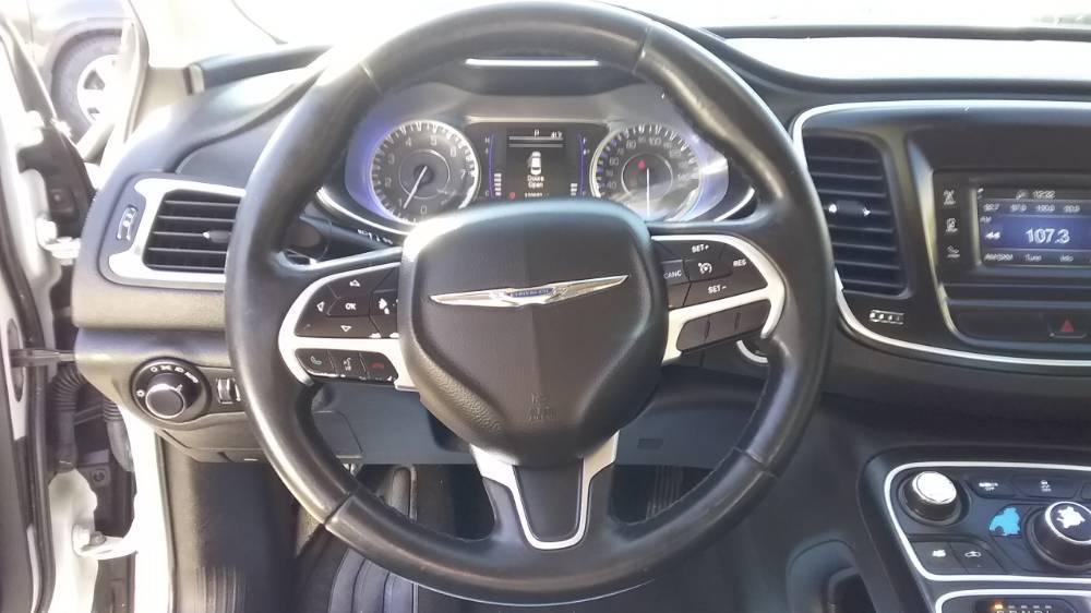 Chrysler 200 2015 White