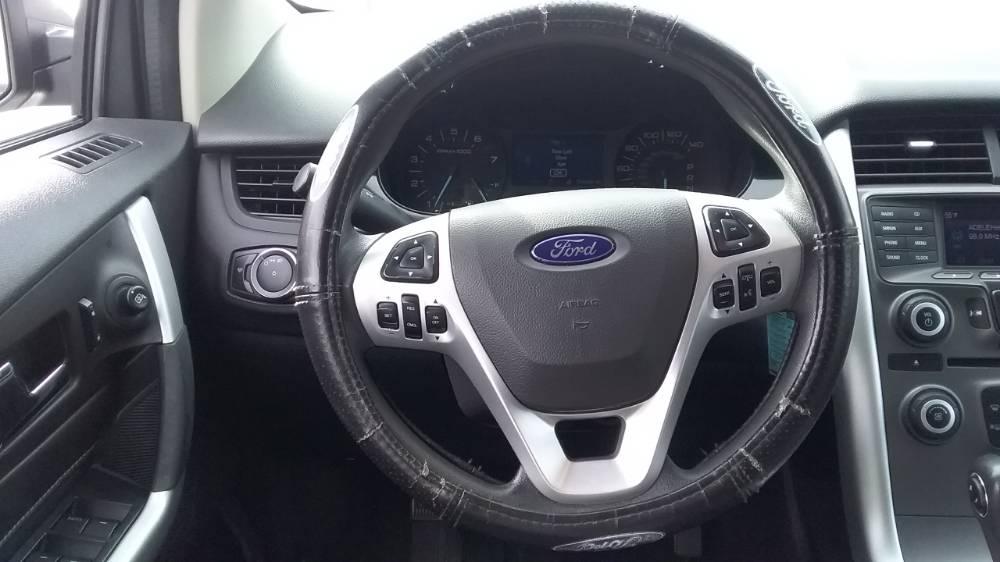 Ford Edge 2014 Silver