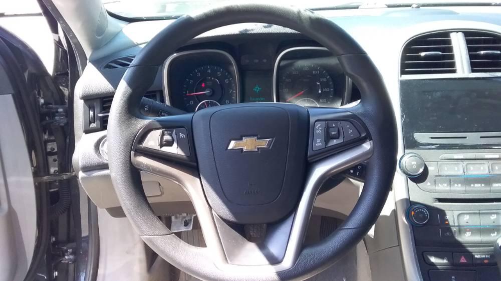 Chevrolet Malibu 2013 Black