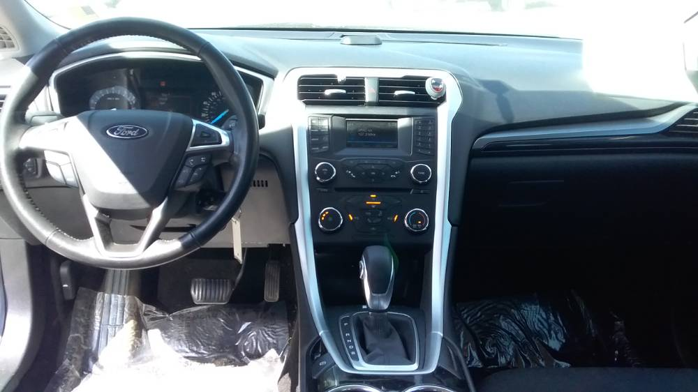 Ford Mondeo 2016 Silver