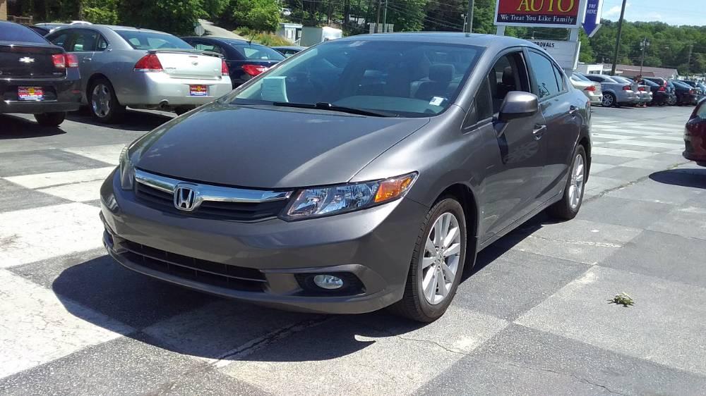 Honda Civic 2012 Bronze