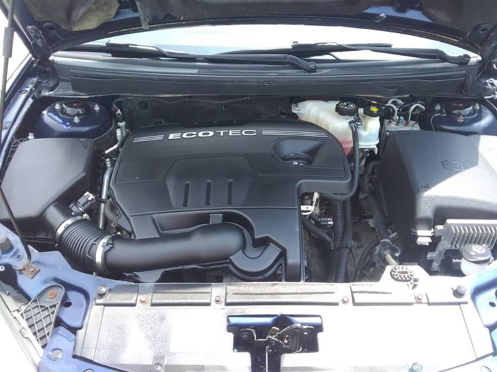 Pontiac G6 2008 Blue