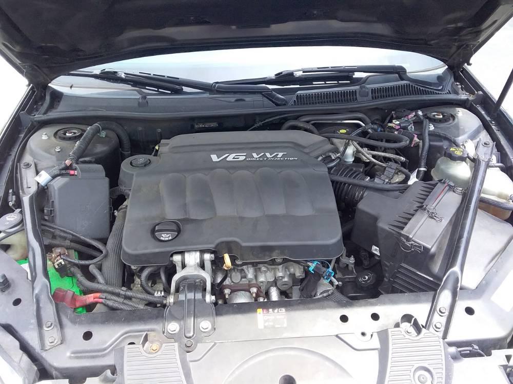 Chevrolet Impala 2012 Black